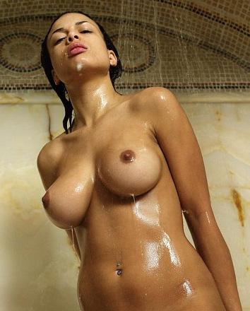 Woman Nude Back