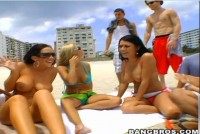 Jayden Jaymes, Eva Angelina and Ashlynn Brooke with their curves seducing horny guys