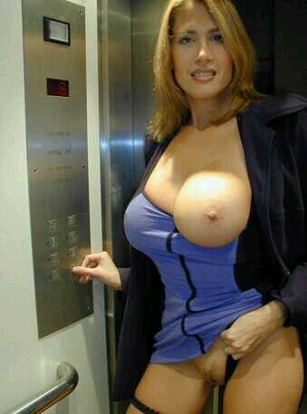 sex images pure mature public nudist show her amazing natural big tits