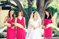 Bree Daniels, Jessi Andrews, Malena Morgan, Aurielee Summers – Wedding Day « Infernal