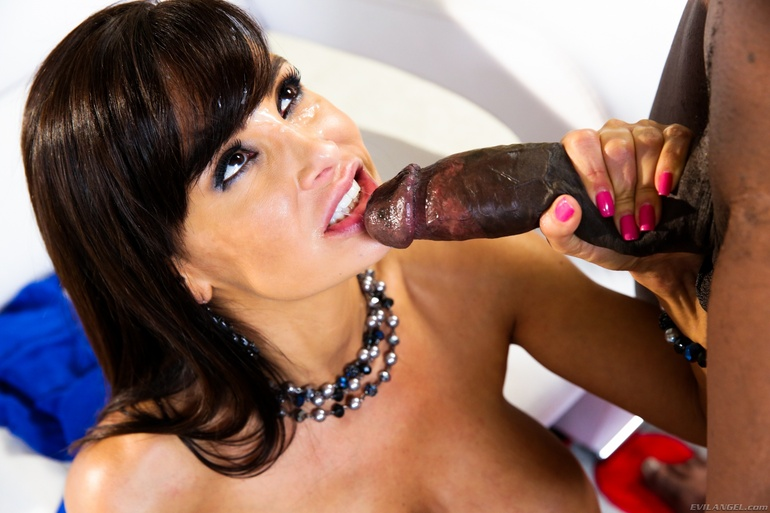 lisa ann monsters of cock