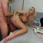 Britney Amber doggystyle