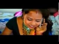 Beautiful Girl Romance with her Boyfriend on Phone | Sexy Talk – YouTube