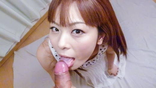 Asian blowjob during hardcore