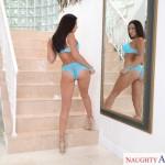 Rachel Starr in lingerie
