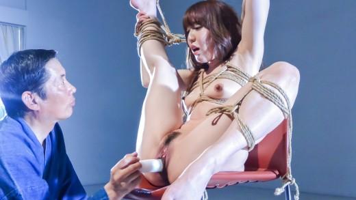Japanese rope bondage