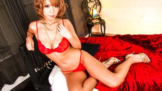 Sumire Matsu busty