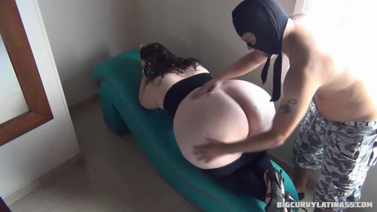 BBW Latina ass 5