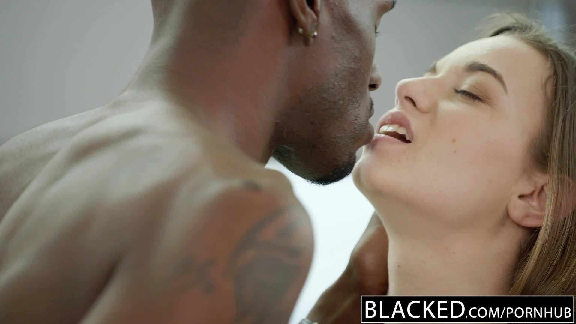 Lets her Try a Big Black Cock