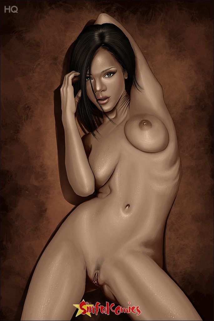 Sinful comics famous nude sexy naked drawings x
