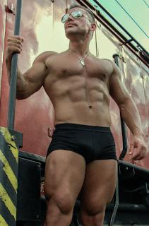 The boys of Leon Boys: Gay live cam model – Ronny Strong Boy