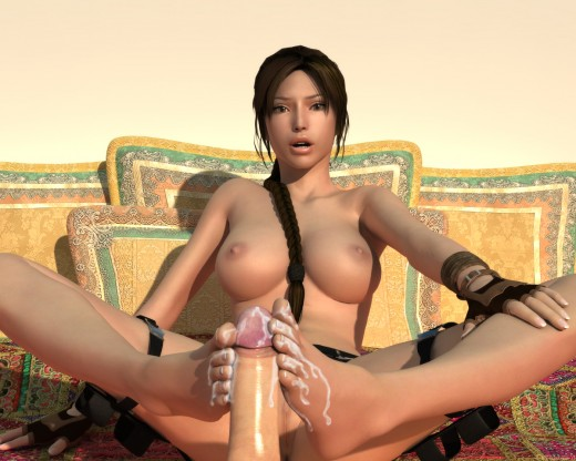 hot 3d porn of lara croft by detomasso
