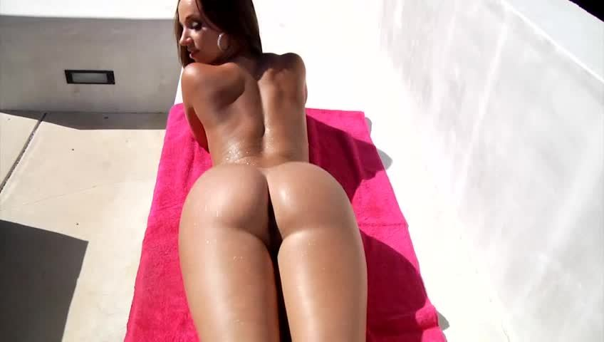 A Hot Time with Jada