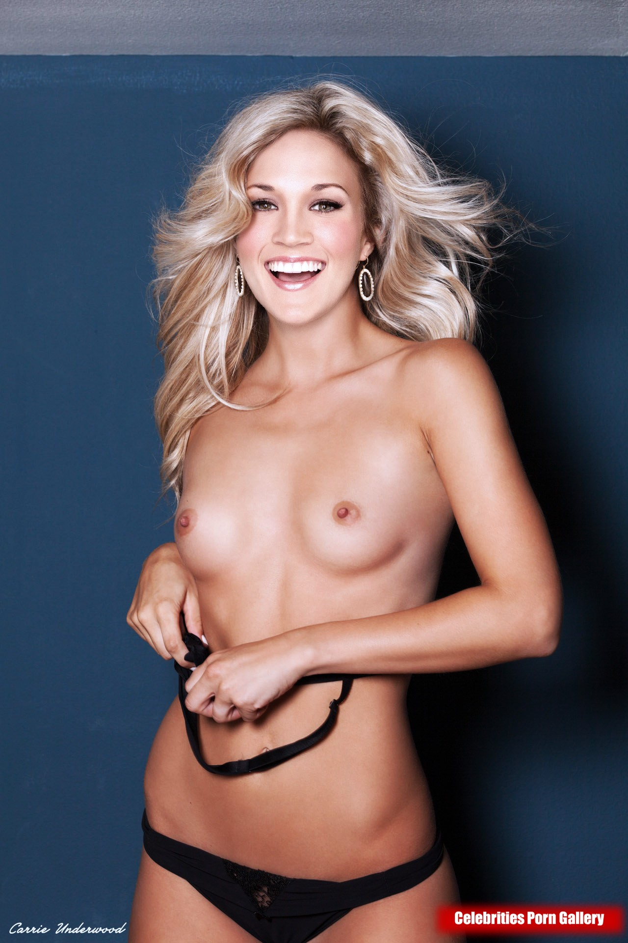 Carrie Underwood Nude