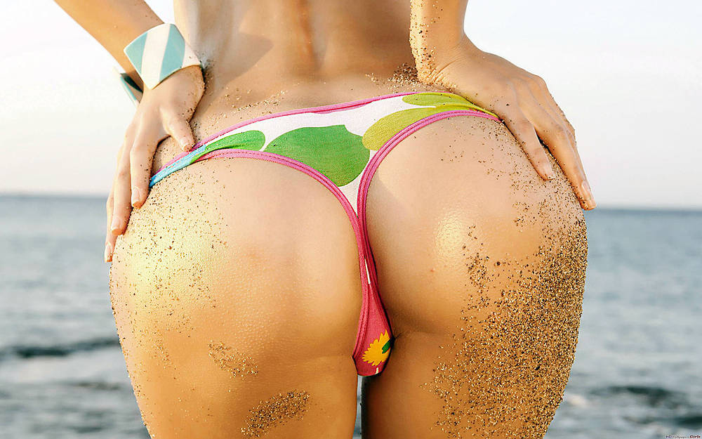 Bikini ass wallpapers.