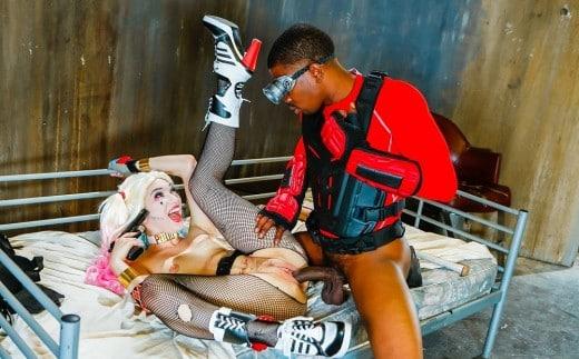 Aria Alexander – Flixxx, Suicide Squad, XXX Parody