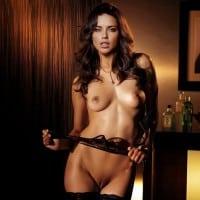 Adriana Naked