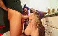 HDpornstarz Anastasia Rose, Cory Chase Gets Halloween Threesome – HDpornstarz