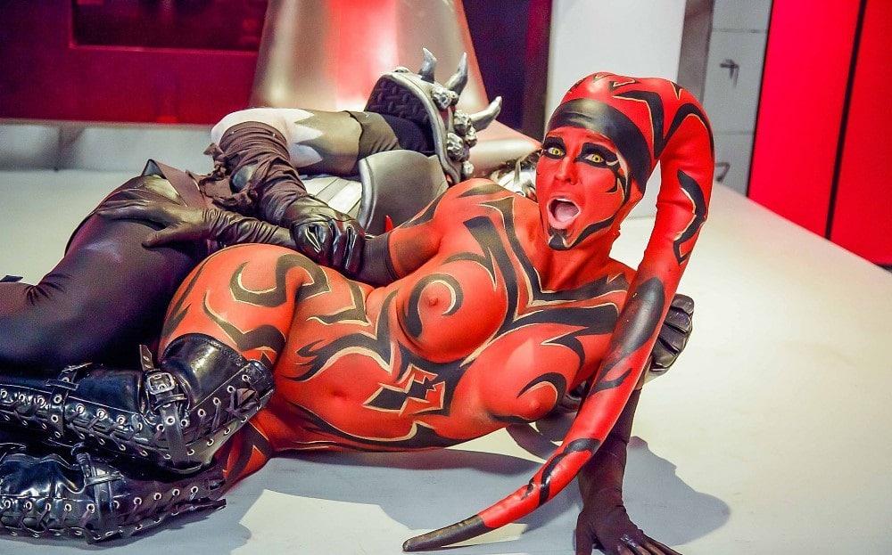 HDpornstarz Kleio Valentien – Star Wars, One Sith-XXX Parody – HDpornstarz