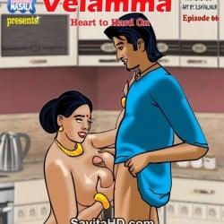 Velamma Episode 66 Heart to Hard ON – Kirtu Comics