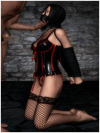 BDSM Porn Comics