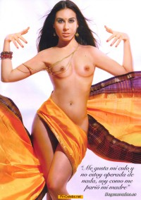 Indian actress Indhira Kalvani posing almost nude shows her tits