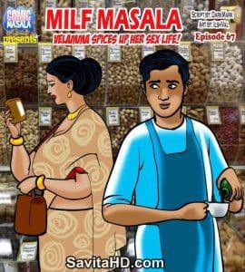 Velamma Episode 67 Milf Masala Comics – Kirtu Comics