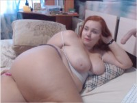 Curvy BBW chubby ass and big boobs