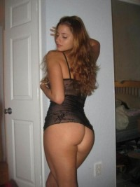 God damn! Perfect amateur ass!