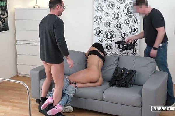 Coco de Mal porn test by David Perry