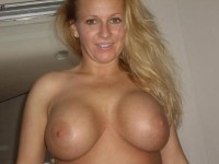 Amazing boobs hot milf