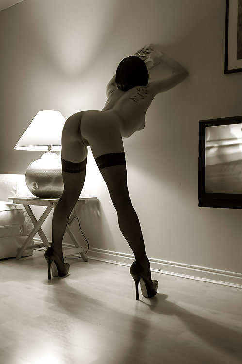 Hot ass, pure perfection tags[ass,stockings,sexy,high heels]