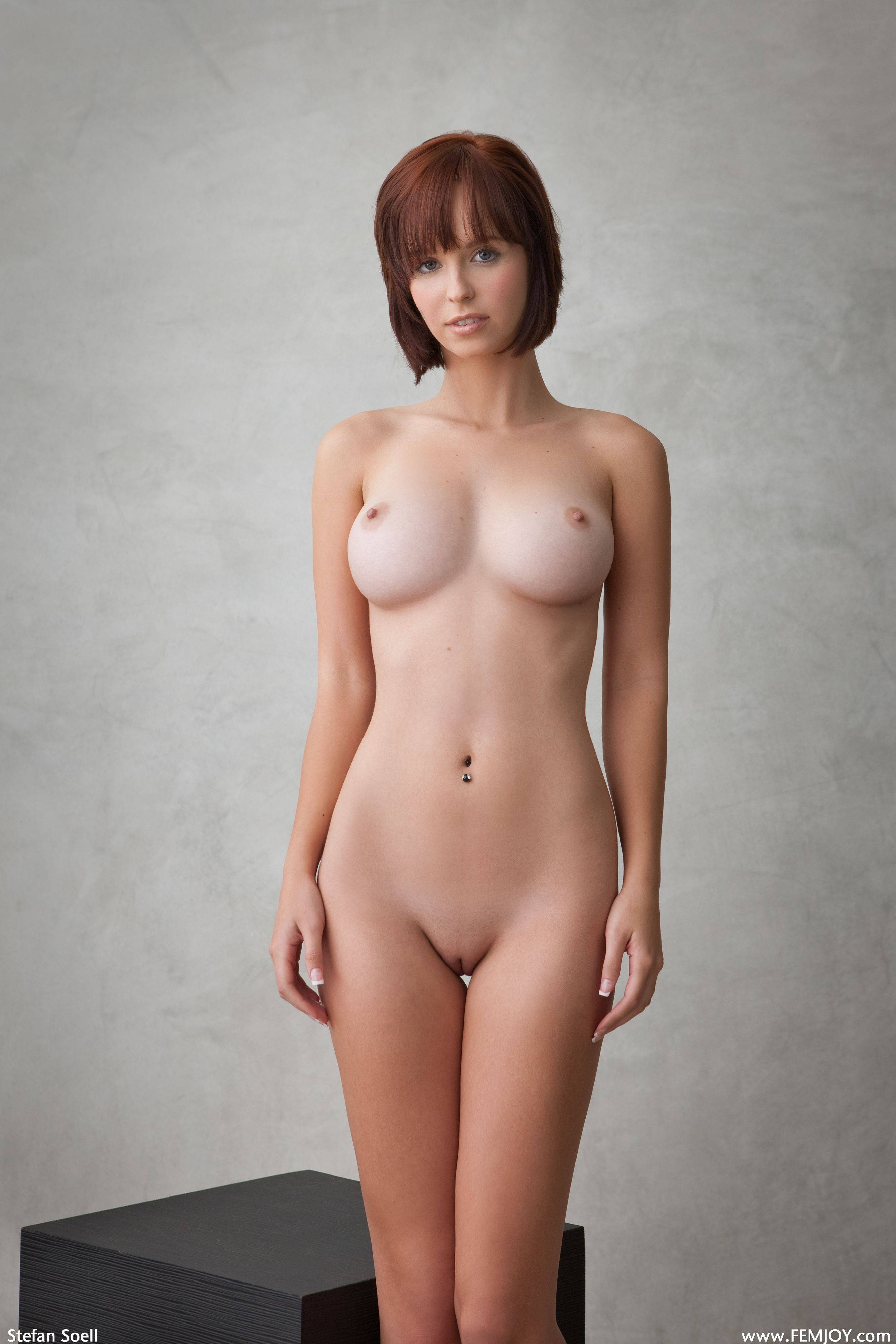 naked body Redhead perfect