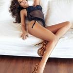 Perfect Female Body In High Heels