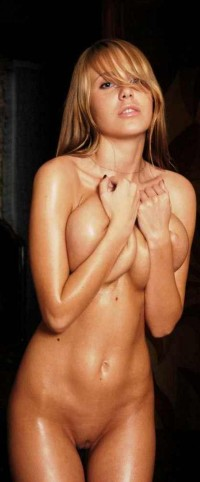 Handfull boobies