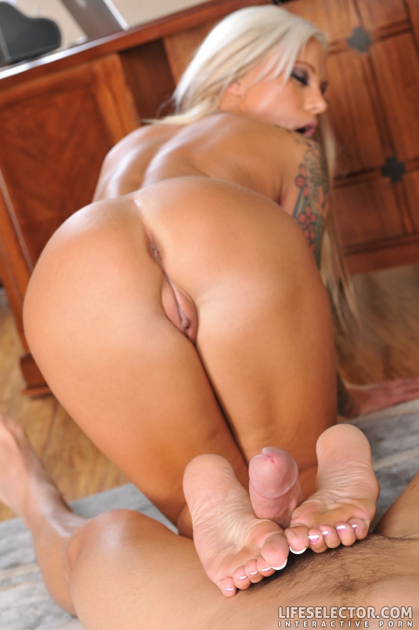 Hillary scott hot blonde fucked in the ass 9