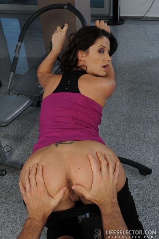 Dyke fit solo massage