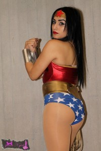Wonder Woman cosplay – Pinner Porn