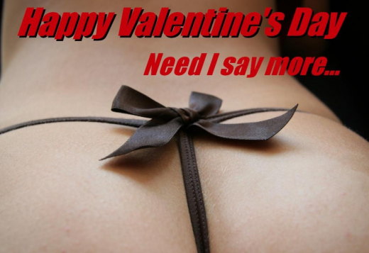Happy Valentines Day! – sexy