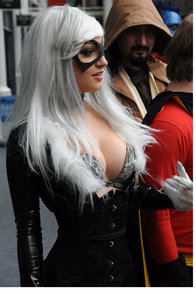 Black Cat cosplay – Sexy Bitches Gifs