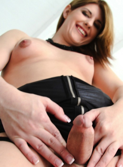 TS Amy Daly And Her Hard On | Free Tgirl