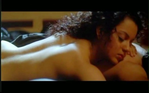 Kangana Ranaut Smooches and Bare Boobs | Gangster | ShowMeCelebs