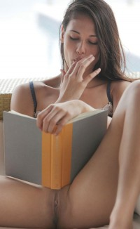 We should read more books | Hot and minx babes