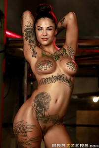 Bonnie Rotten in all her glory – new picture