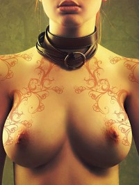 Perfect boobs with tattoo arts | Hot and minx babes