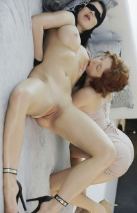 Hot lesbians sex with BBW   Hot and minx babes