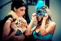 Roxy Mendez & Tracy Smile – Pantalone « Infernal