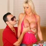 Tanya James big boobs