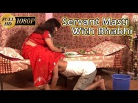 Indian Servant Masti with 25 year old Hot Housewife – YouTube