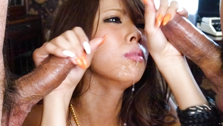 Asian is roughly and strongly fucked